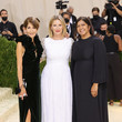 Nancy Chilton The 2021 Met Gala Celebrating In America: A Lexicon Of Fashion - Arrivals