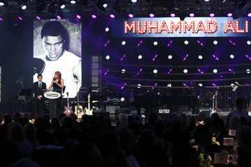 Nancy Lieberman Muhammad Ali's Celebrity Fight Night XXIII - Show
