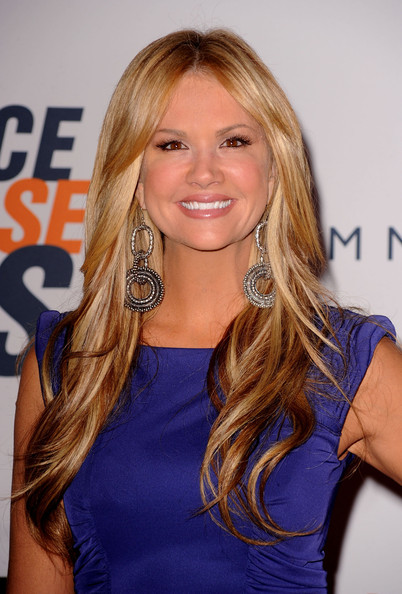 Nancy O'Dell - Corrida Anual 17 to Erase MS - Chegadas