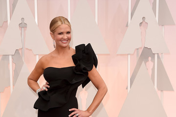 Nancy O'Dell Arrivals at the 87th Annual Academy Awards — Part 3