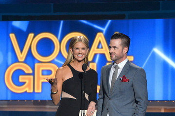 Nancy O'Dell 49th Annual Academy of Country Music Awards Show
