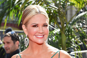 Nancy O'Dell The 42nd Annual Daytime Emmy Awards - Red Carpet
