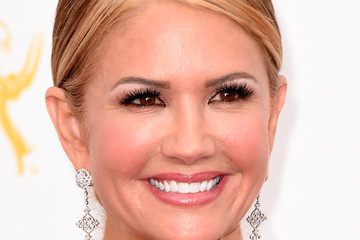 Nancy O'Dell Arrivals at the 66th Annual Primetime Emmy Awards — Part 2