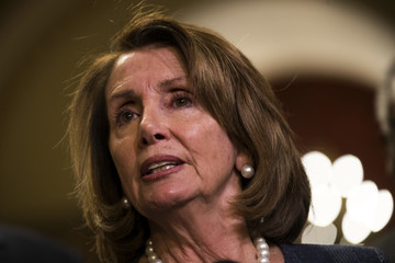Nancy Pelosi Steny Hoyer House Votes On Motion To Go To Conference On Tax Bill