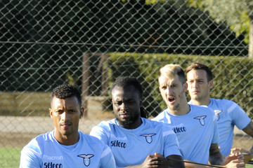 Nani SS Lazio Training Session