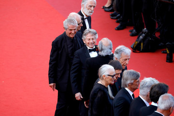 Nanni Moretti 70th Anniversary Red Carpet Arrivals - The 70th Annual Cannes Film Festival