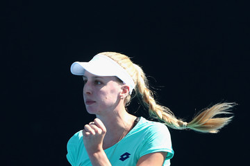 Naomi Broady 2018 Australian Open Qualifying