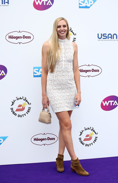 The WTA's 'Tennis On The Thames' Evening Reception