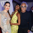 Naomi Campbell Elisabetta Gregoraci Photos - 1 of 7