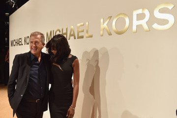 Naomi Campbell Mario Testino Michael Kors Hosts the New Gold Collection Fragrance Launch Featuring Duran Duran