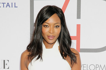 Naomi Campbell Fashion 4 Development's 5th Annual Official First Ladies Luncheon