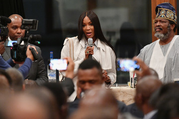 Naomi Campbell Africa Rise And Shine: How A Nigerian Entrepreneur From Humble Beginnings Grew A Business To $16 Billion