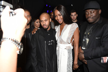 Naomi Campbell Hood By Air - Front Row - September 2016 - New York Fashion Week: The Shows