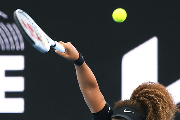 Naomi Osaka European Best Pictures Of The Day - January 30