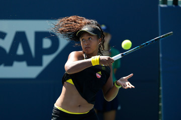 Naomi Osaka Bank of the West Classic - Day 2