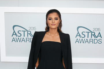 Naomi Sequeira Arrivals at the ASTRA Awards