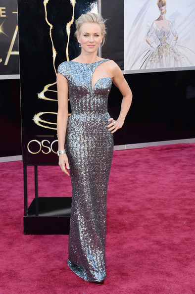 Naomi Watts - 85th Annual Academy Awards - Arrivals