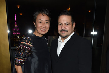 Narciso Rodriguez Cindi Leive Hosts The 2015 Glamour Women of the Year Awards Dinner