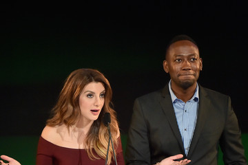 Nasim Pedrad  24th Annual Environmental Media Awards Presented By Toyota And Lexus - Inside