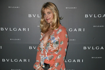 Nastassja Kinski Bulgari Celebrates Milan Design Week