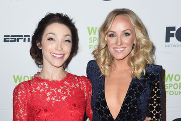 Nastia Liukin The Women's Sports Foundation's 38th Annual Salute to Women in Sports Awards Gala  - Arrivals