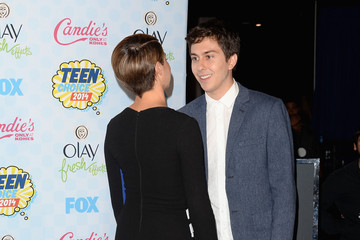 Nat Wolff Teen Choice Awards Press Room