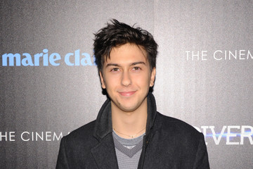 Nat Wolff 'Divergent' Screening in NYC