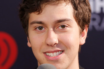 Nat Wolff The Daytime Village at the 2015 iHeartRadio Music Festival - Backstage