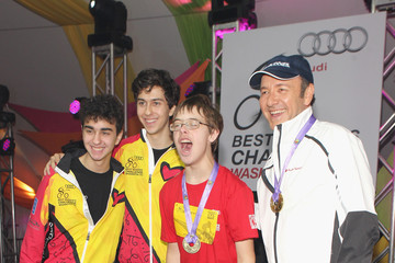 Nat Wolff Audi Best Buddies Challenge: Washington, DC