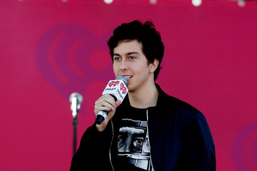 Nat Wolff 2015 the Daytime Village at the iHeartRadio Music Festival  - Show