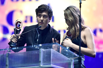 Nat Wolff CinemaCon 2015 - The CinemaCon Big Screen Achievement Awards Brought To You By The Coca-Cola Company - Inside