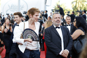 Natacha Polony 'Based on a True Story' Red Carpet Arrivals - The 70th Annual Cannes Film Festival