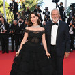 """Natalia Barulich """"A Felesegam Tortenete/The Story Of My Wife"""" Red Carpet - The 74th Annual Cannes Film Festival"""