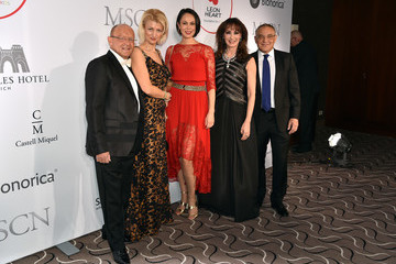 Natalia Klitschko Leon Heart Foundation Hosts Charity Dinner in Munich