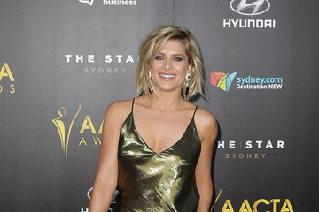 Natalie Bassingthwaighte 4th AACTA Awards Ceremony