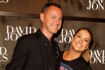 Natalie Bassingthwaighte David Jones A/W 2014 Collection Launch