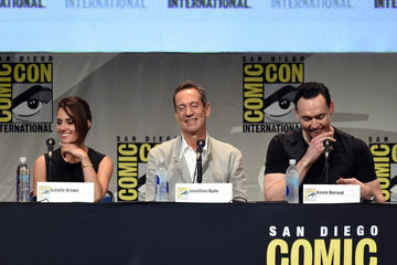 Natalie Brown The FX TV Block Featuring 'Sex&Drugs&Rock&Roll', 'The Strain' and a Sneak Peek of 'The Bastard Executioner' at Comic-Con