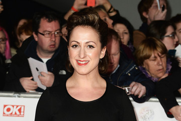 Natalie Cassidy Arrivals at the National Television Awards — Part 2