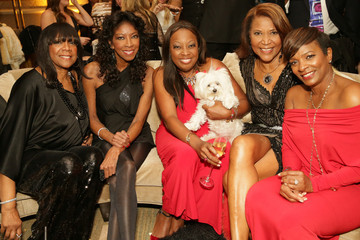 Natalie Cole Mercedes-Benz USA Academy Awards Viewing Party