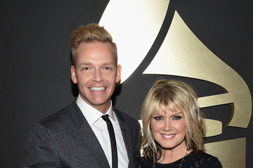 Natalie Grant The 57th Annual GRAMMY Awards - Red Carpet