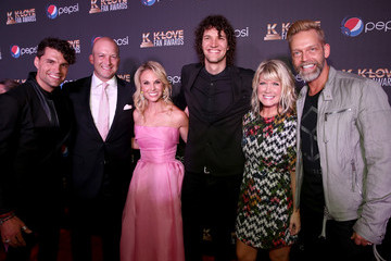 Natalie Grant 3rd Annual KLOVE Fan Awards At The Grand Ole Opry House - Arrivals