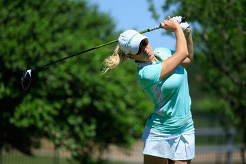 Natalie Gulbis Volunteers of America North Texas Shootout - Round One