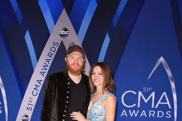 Natalie Harker The 51st Annual CMA Awards - Arrivals