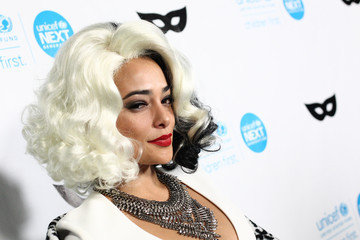Natalie Martinez UNICEF Next Generation Presents Its Third Annual UNICEF Black & White Masquerade Ball