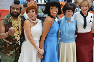 Natalie Morales Kathie Lee Gifford 'Today' Hosts Dress Up for Halloween