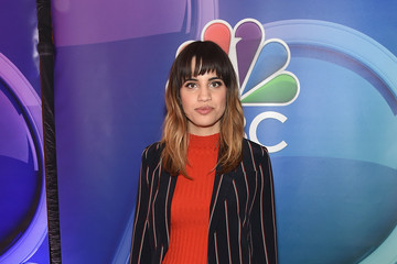 Natalie Morales NBC's New York Mid Season Press Junket