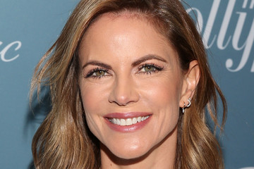 Natalie Morales The Hollywood Reporter's Power 100 Women In Entertainment - Red Carpet