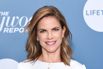 Natalie Morales The Hollywood Reporter's Power 100 Women In Entertainment - Arrivals