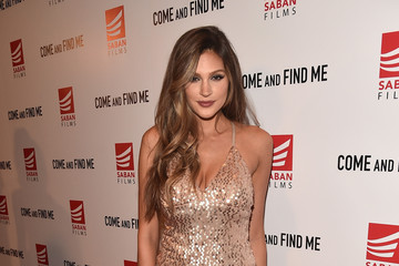 Natalie Pack Premiere Of Saban Films' 'Come And Find Me' - Red Carpet