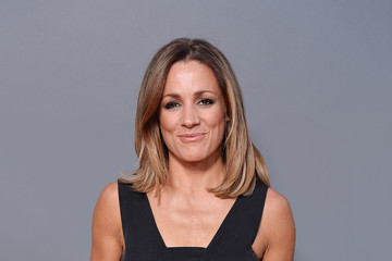 Natalie Pinkham F1 Live in London Takes Over Trafalgar Square - Backstage